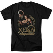 Xena Warrior Princess Royalty Mens Short Sleeve Shirt