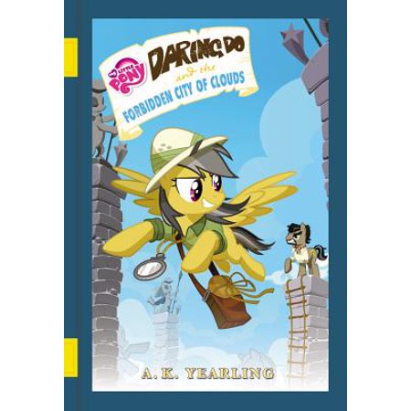 My Little Pony: Daring Do and the Forbidden City of