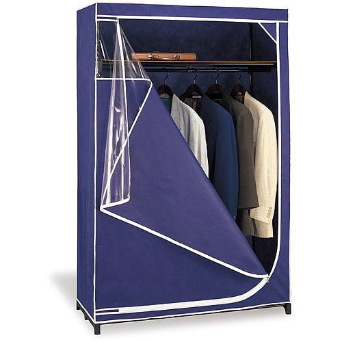 Deluxe Storage Wardrobe w/ Shelf