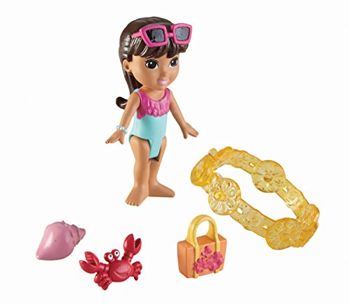 Fisher Price Nickelodeon Dora and Friends Beach Adventure Dora by