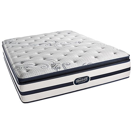 beautyrest recharge north hanover plush pillow top king size mattress. Black Bedroom Furniture Sets. Home Design Ideas