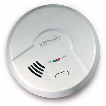 Universal Security Instruments MDS107 2-in-1 IoPhic Universal Smoke and Fire Smart Alarm