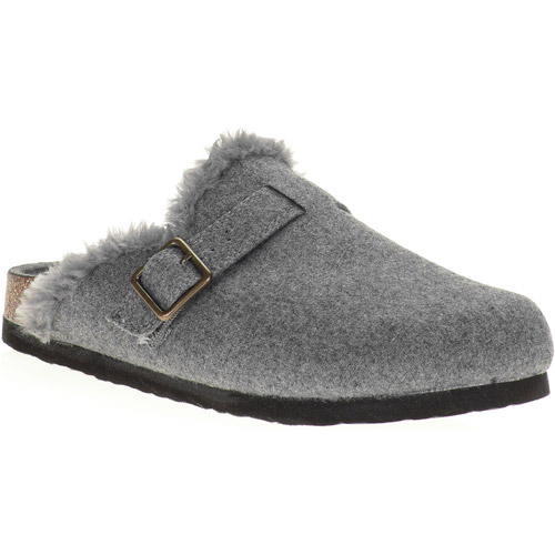 Faded Glory Women's Callo Wool Clogs