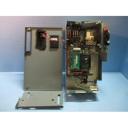 - New Allen Bradley 1336F-BRF10-AN-EN 1 HP VS Drive MCC Bucket 3 Amp Breaker 1HP