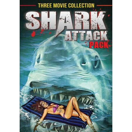 Shark Attack Pack (Triple Feature) - Sand Shark Movie