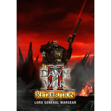 Warhammer 40,000 : Dawn of War II - Retribution - Lord General Wargear DLC, Sega, PC, [Digital Download],