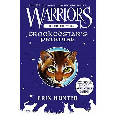 Warriors Super Edition: Crookedstar's (Warrior's Spear)