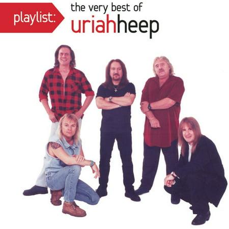 Playlist: Very Best of Uriah Heep (CD) (Uriah Heep Very Eavy Very Umble Rar)