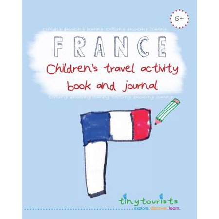 France! children's travel activity book and journal (ages 5-10 yrs) : a fabulously fun and interacti: 9781912293582](Fun Halloween Journals)