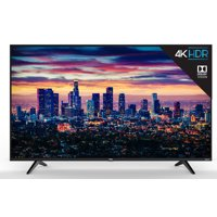 """Refurbished TCL 43"""" Class 4K Ultra HD (2160p) Dolby Vision HDR Roku Smart LED TV (43S515)"""