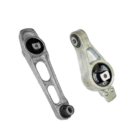 K0632 Fits 2000-2005 Dodge Neon 2.0L Front Right Lower & Upper Motor Mount 2PCS! : A2949, A2948
