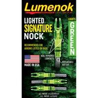 Signature Lumenok Lighted Arrow Nock, 3-Pack