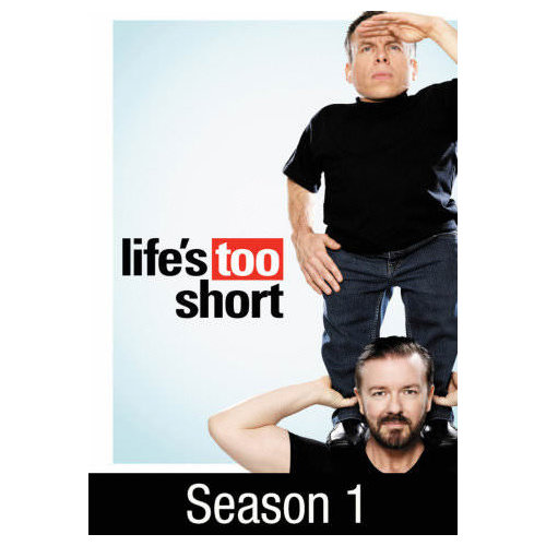 Life's Too Short: Season 1 (2012)