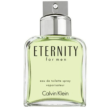 Eternity For Men By Calvin Klein 1.7 oz EDT Spray