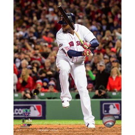 David Ortiz final at bat Game 3 of the 2016 American League Division Series Photo Print (David Ortiz Poster)