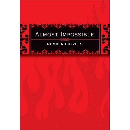 Almost Impossible Number Puzzles ()