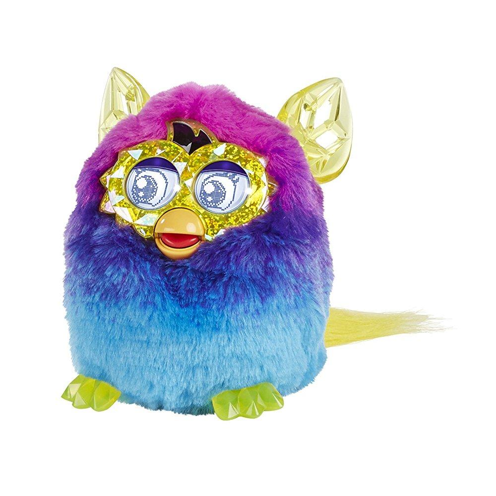 Furby Boom Crystal Series Furby (Pink Blue) by