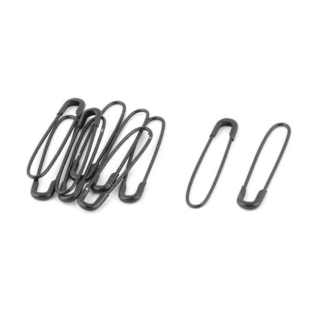 - Family Metal Clothes Garment Sweater Fastening Sewing Brooch  Pin 10pcs