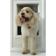 Ideal Pet Products MFXL Extra Large Multi-Flex Dog Door - White Finish