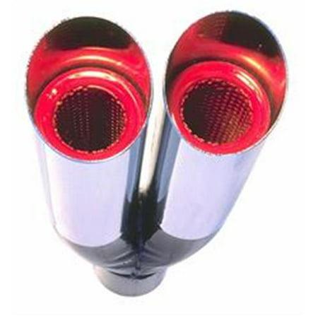 HEDMAN 17104 Exhaust Tail Pipe Tip - 9 In. - image 1 de 1