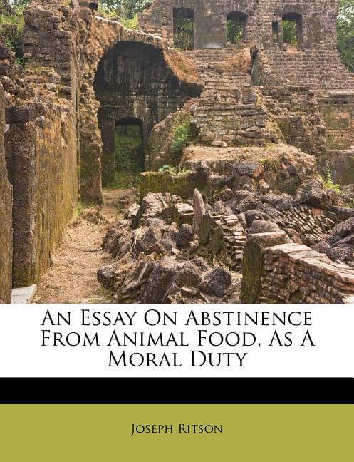 Abstinence essay