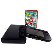 Refurbished Nintendo Wii U WiiU Mario Kart 8 Game Disc Bundle