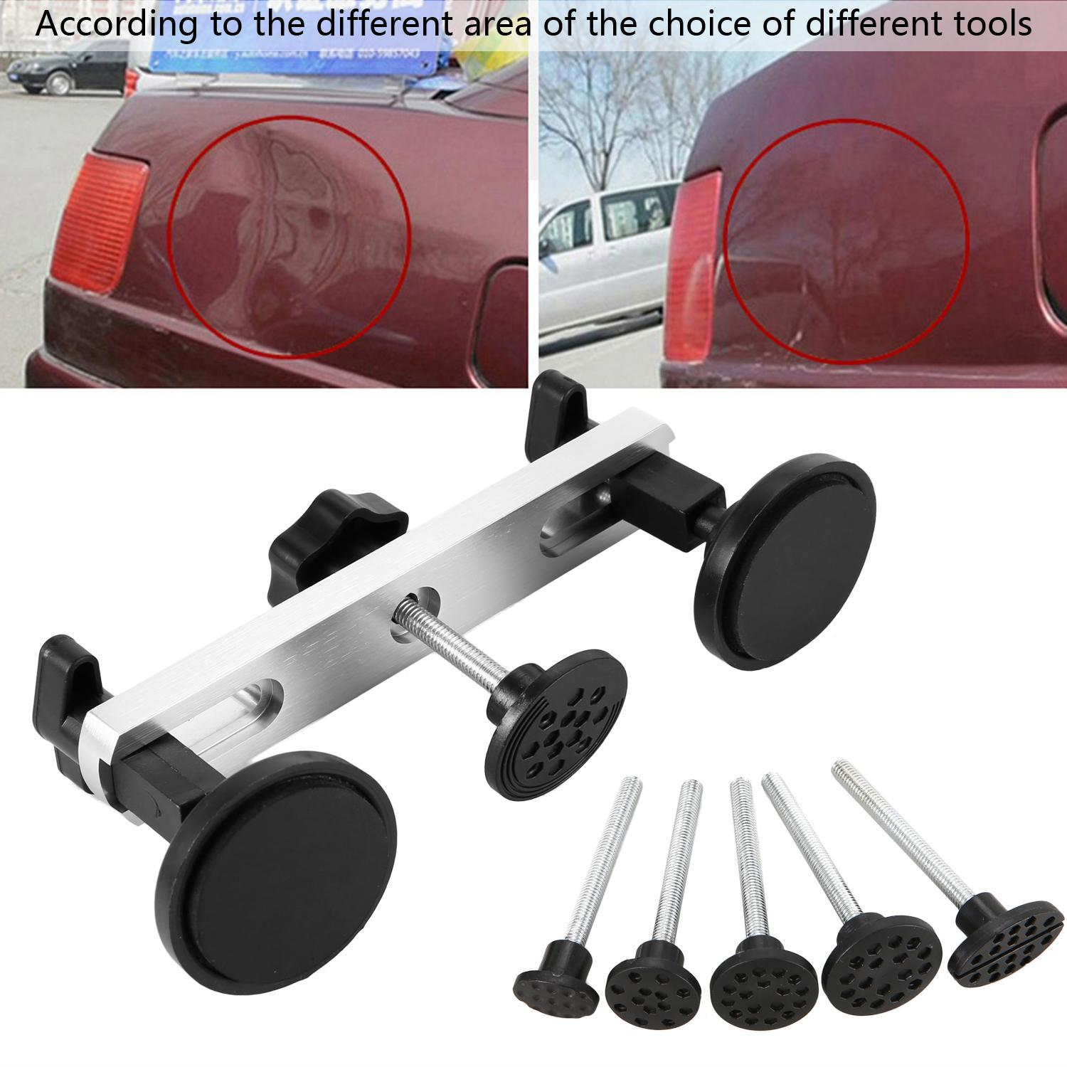 Paintless Dent Repair Dent Puller Bridge Auto Car Dent Removal kits PDR Simple Operation Tools