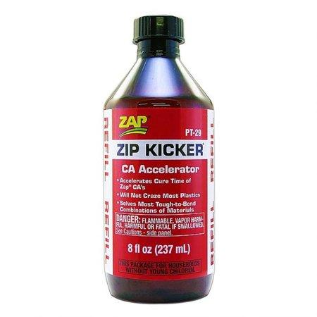 ZAP Glue PAAPT-29 8 oz Zip Kicker Refill Bottle (Zip Zaps Micro Rc)