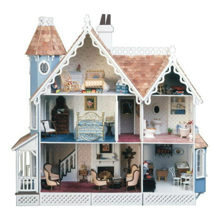 Greenleaf McKinley Dollhouse Kit - 1 Inch Scale