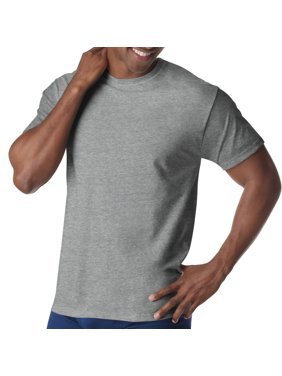 5745cb2d Product Image Men's Big & Tall X-Temp Dyed Crew T-Shirts, 4 Pack,
