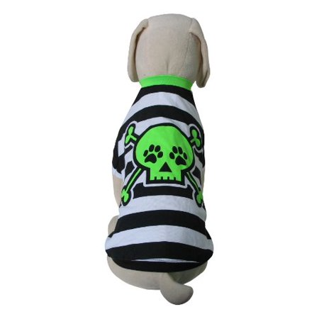 Stripper T Shirts (UP-Collection Funky Stripped Skull T-Shirt,)