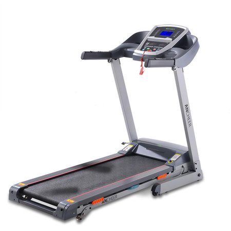 3.0HP Electric Folding Treadmill APP Control Commercial Health Running Fitness Machine