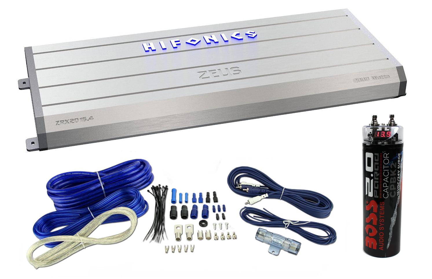 Magnificent Walmart Amp Wiring Kit Collection - Wiring Schematics ...