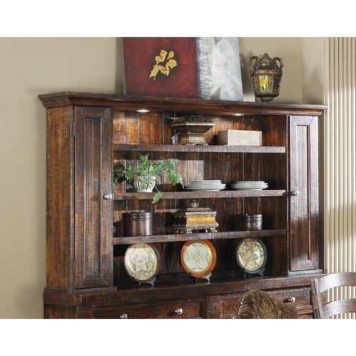 Loon Peak Waban China Cabinet Top by
