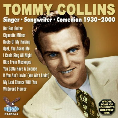 Singer - Songwriter - Comedian 1930-2000 (CD)