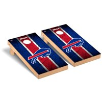 Buffalo Bills 2' x 4' Vintage Regulation Cornhole Board Tailgate Toss Set