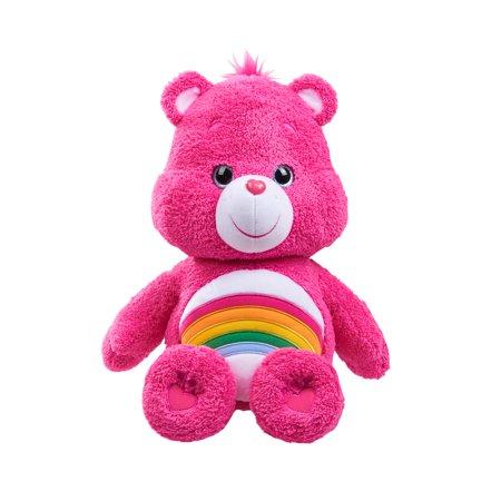 Care Bear Jumbo Plush - Cheer Bear