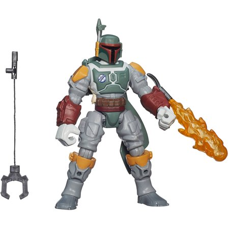 Star Wars Hero Mashers Episode VI Boba Fett (Boba Fett Birthday)