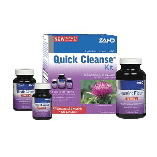 Zand Quick Cleanse Program Kit - 1 Ea