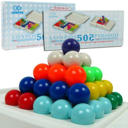 2007 Spring Training Game (Lonpos 3 Dimensional 505 Brain Intelligence Game Brain Trainer by Hey! Play! )