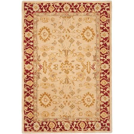 Safavieh Anatolia Simon Traditional Wool Area Rug or Runner