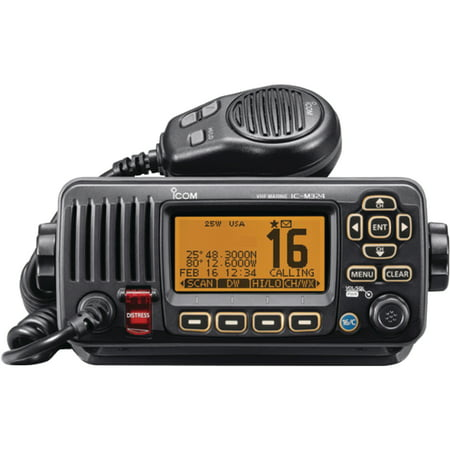 Icom M324G Fixed VHF Marine Radio
