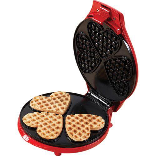 salton belgian waffle maker instruction manual