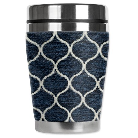 Aladdin Travel Mugs - Mugzie brand 12-Ounce Travel Mug with Insulated Wetsuit Cover - Aladdin