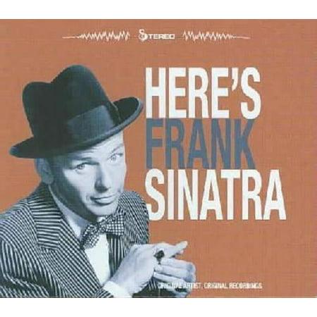 HERE'S FRANK SINATRA (Here Comes That Rainy Day Frank Sinatra)