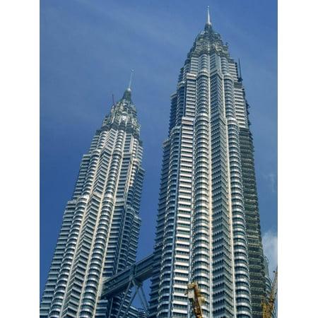 Petronas Towers, the World's Second Tallest Building, Kuala Lumpur, Malaysia, Southeast Asia Print Wall Art By Robert (Kuala Lumpur Tallest Building)