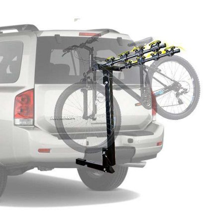 4 Bicycle Bike Rack Hitch Mount Car Carrier 1.25