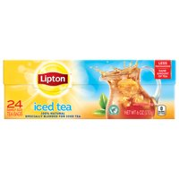 Lipton, Family Size Iced Tea Bags