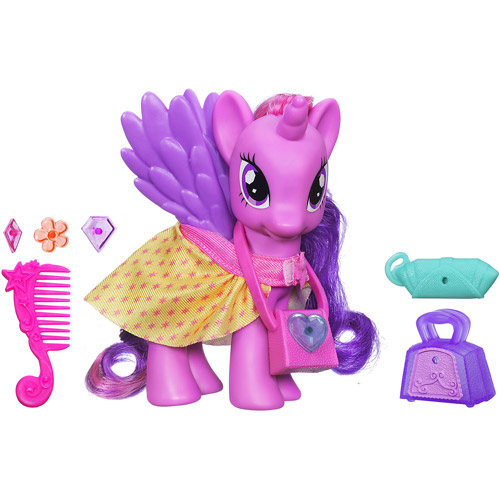 My Little Pony Fashion Style Princess Twilight Sparkle Figure by Hasbro, Inc.