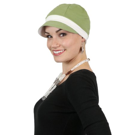 Whimsy Sport Soft Cotton Hats for Cancer Patients (Best Hats For Cancer Patients)